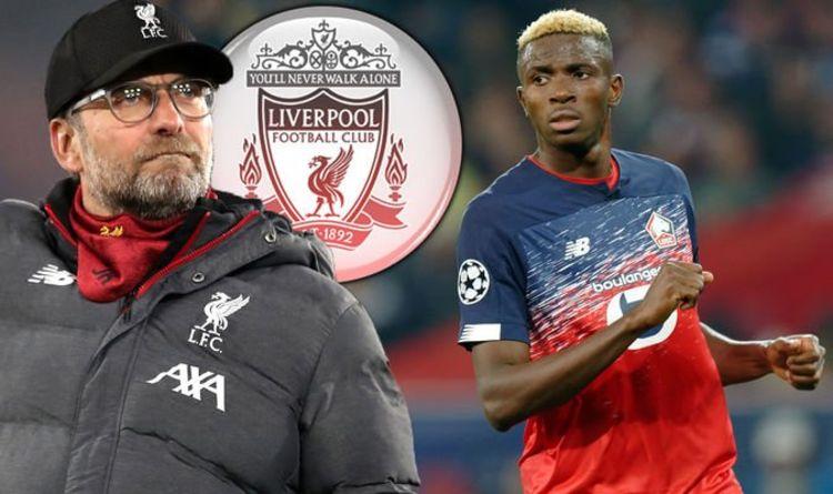 Liverpool Inginkan Victor Osimhen Di Bursa Transfer